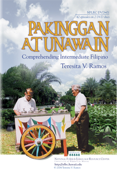 Pakinggan at unawain: Comprehending intermediate Filipino