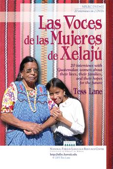 Las voces de las mujeres de Xelajú