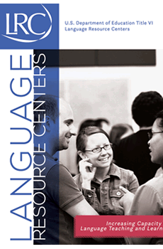 Language Resource Center Brochure