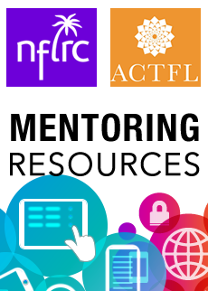 Resources for the ACTFL DL SIG / NFLRC Mentoring Program for Online Language Teachers