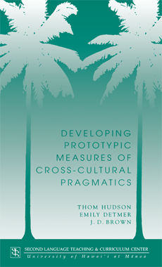 Developing prototypic measures of cross-cultural pragmatics