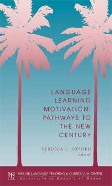 Language learning motivation: Pathways to the new century