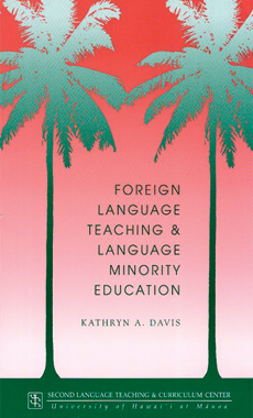 Foreign language teaching & language minority education