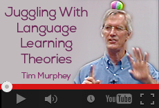 Juggling with language learning theories