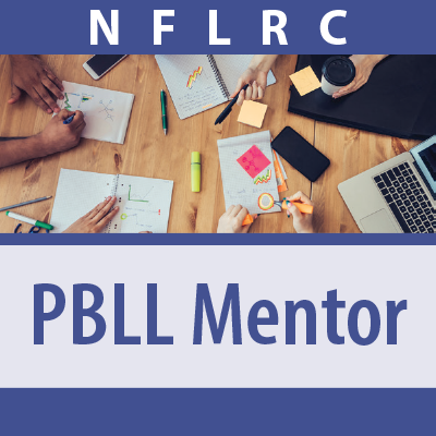 Icon for the PBLL Mentoring project